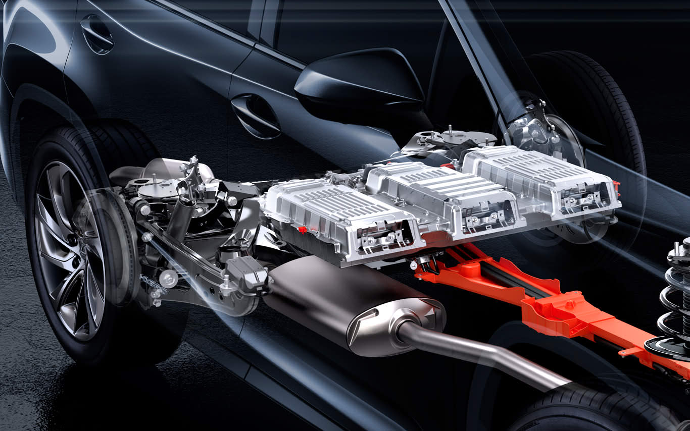 Toyota guarantees its hybrid batteries will last at least 10 years