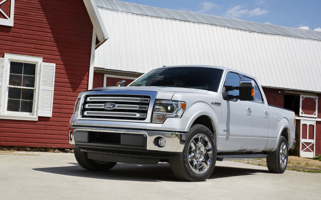 Ford recalls over 1.5 million vehicles for various issues