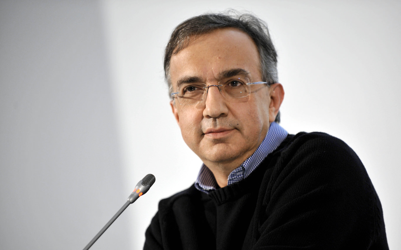 Sergio Marchionne voted World Car Person of the Year