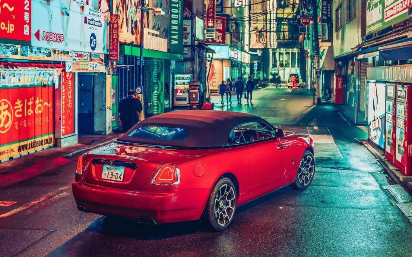 Rolls-Royce Black Badges seen in new light | Autofile ca