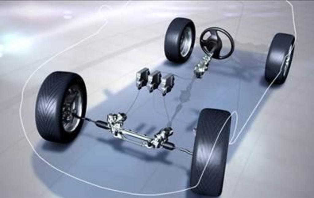 Infiniti first to market with 'Steer-by-Wire' | Autofile ca