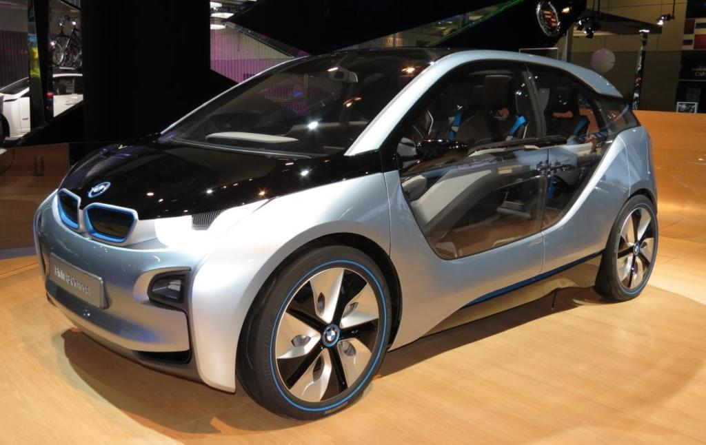 Bmw Canada Prices Forthcoming I3 Autofile Ca