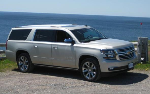 FIRST DRIVE: 2015 Chevrolet Tahoe and Suburban | Autofile ca