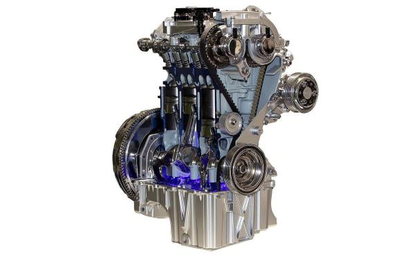 Ford adds cylinder management to 3-cyl engine | Autofile ca