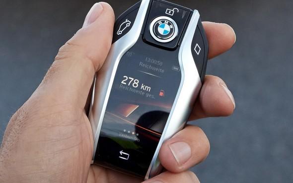 BMW Display Key For 2016 7 Series