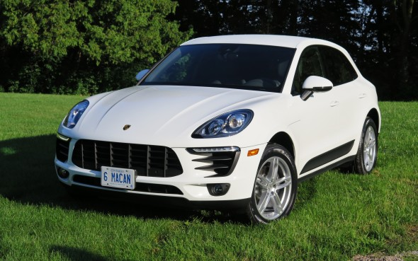 Can Porsche S Compact Macan Cuv Really Cost 110 000 Autofile Ca
