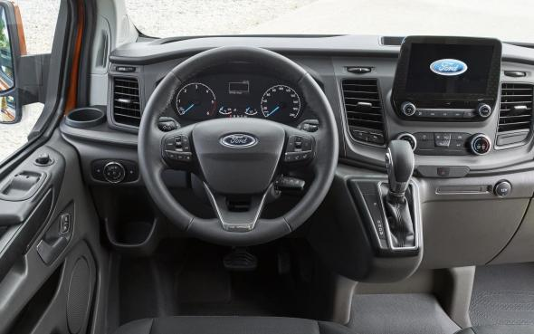 Ford refreshes Transit inside and out | Autofile ca