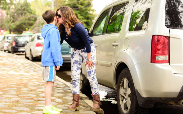 Back-to-school safety tips for drivers and school-kids