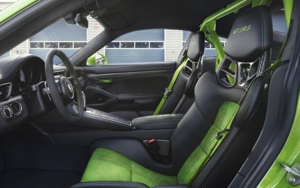 Porsche Updates Street Legal Gt3 Rs Autofile Ca