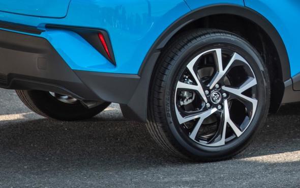 Toyota recalls C-HR to fix rear axle problems | Autofile ca