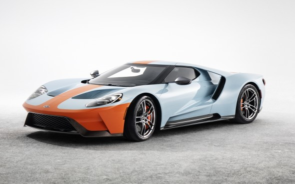 Ford Gt Heritage Edition Successful New Buyers Will Work With The Ford Gt Concierge Service For A Personalized Purchase Experience