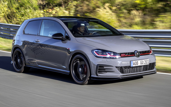 Volkswagen Takes Orders On Race Inspired Gti Autofile Ca