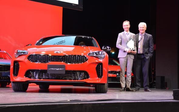 Kia Stinger, Jaguar I-Pace win top 2019 AJAC awards