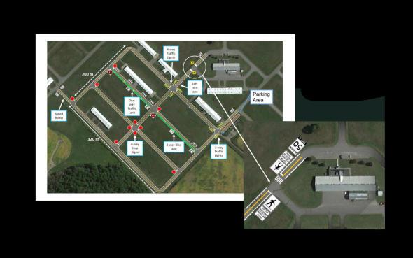 Ottawa develops autonomous-vehicle test facility   Autofile ca