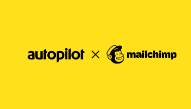 image from Introducing the Mailchimp and Autopilot integration