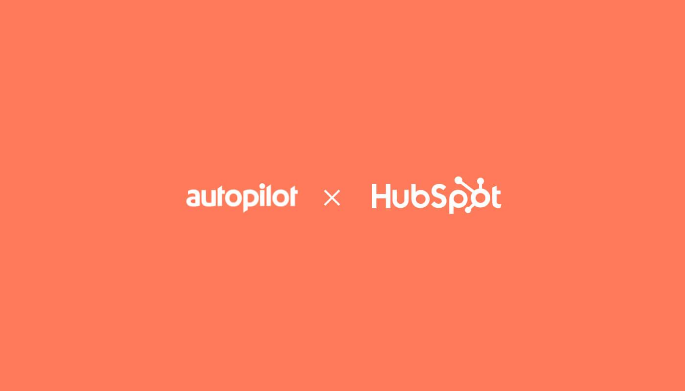 Autopilot + HubSpot CRM integration