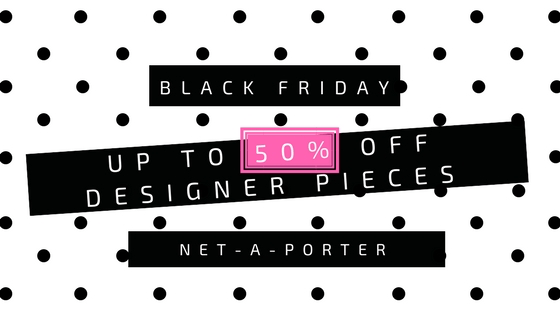 net-a-porter black friday sale banner