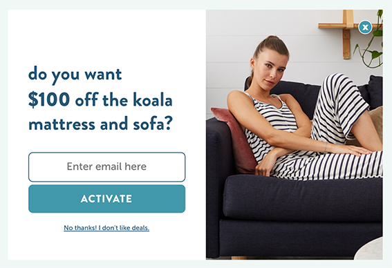 koala mattress discount coupon offer