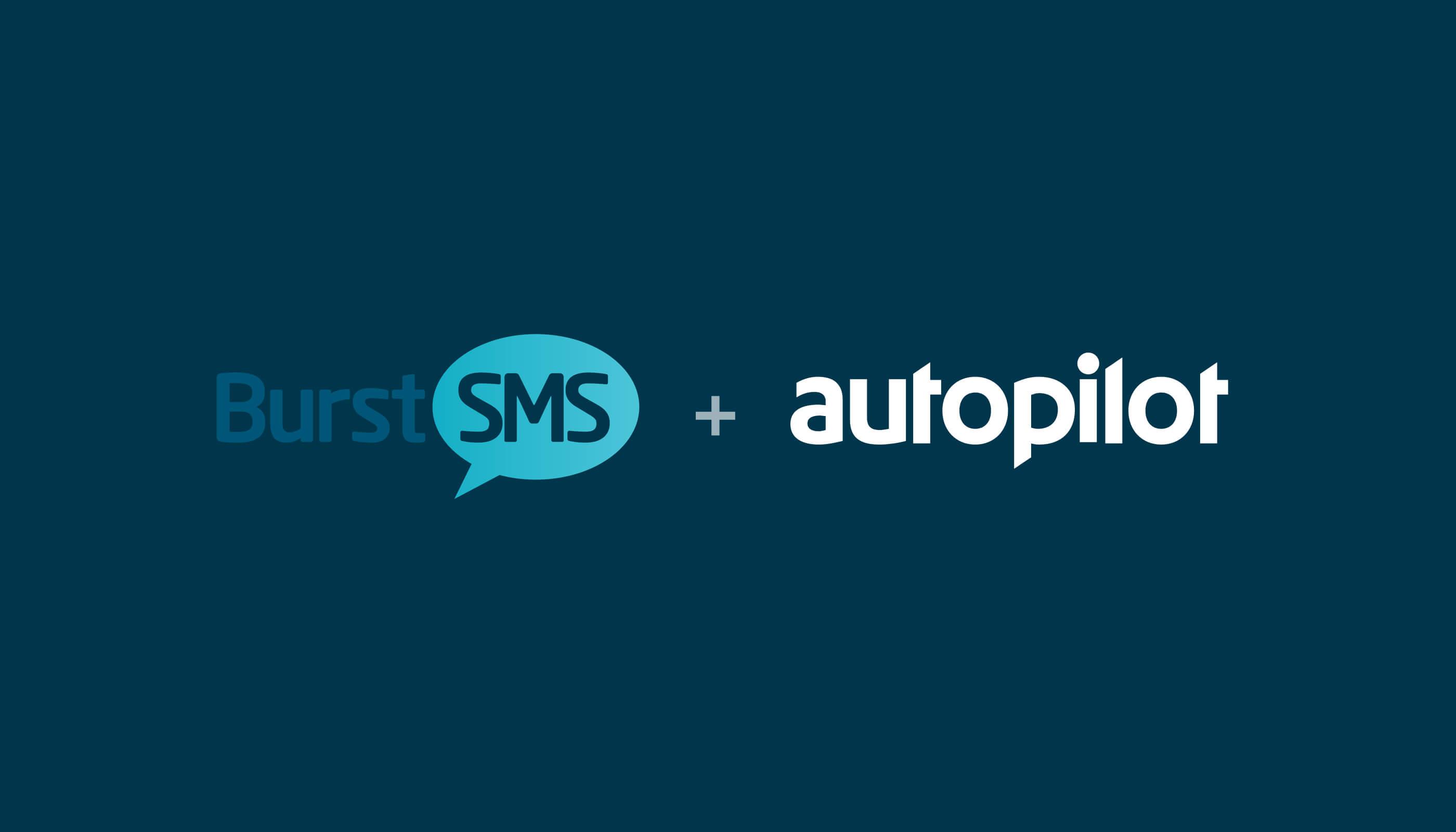 burst sms + autopilot