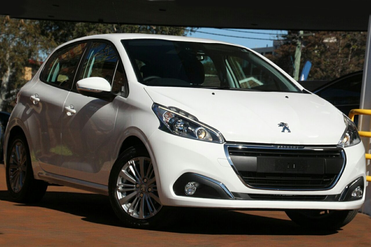 2019 Peugeot 208 Active For Sale $21,990 Automatic Hatchback