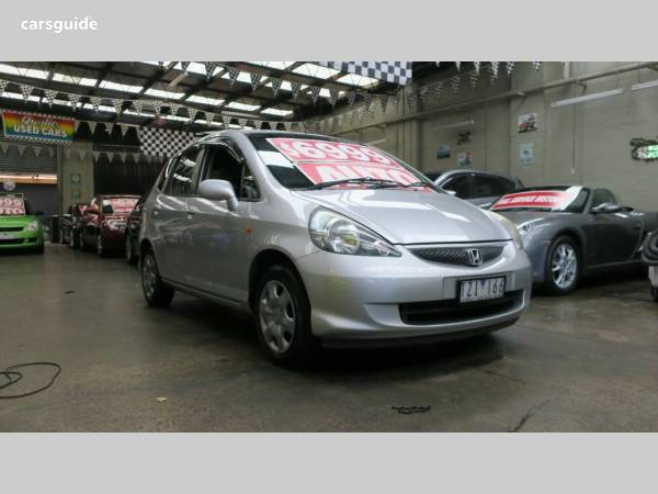 2006 Honda Jazz Gli For Sale 5799 Automatic Hatchback Carsguide