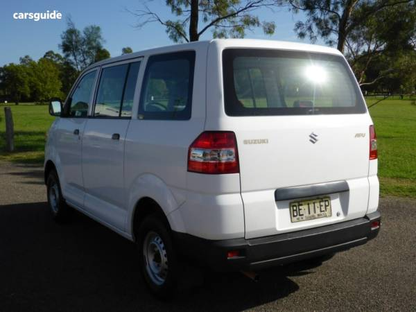 Suzuki Apv 5 Seater Commercial Vehicle for Sale   carsguide