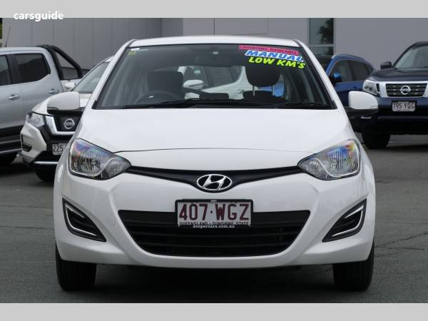 Hyundai I20 Hatchback for Sale BROWNS PLAINS 4118, QLD