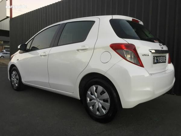 Toyota Yaris 5 Seater Hatchback For Sale Page 20 Carsguide
