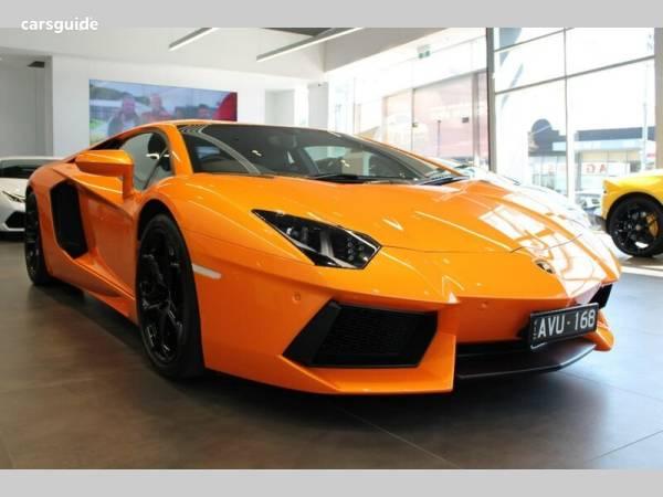 Lamborghini For Sale Melbourne Vic Carsguide