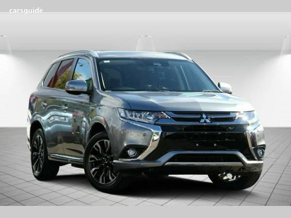 2017 Mitsubishi Outlander Exceed Phev (hybrid) For Sale