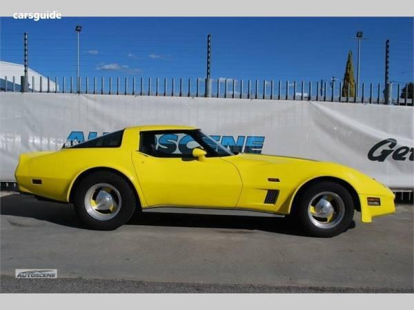 C7 Corvette For Sale >> Chevrolet Corvette For Sale Carsguide