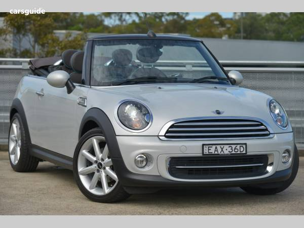2015 Mini Cabrio Cooper Steptronic Highgate For Sale 28000