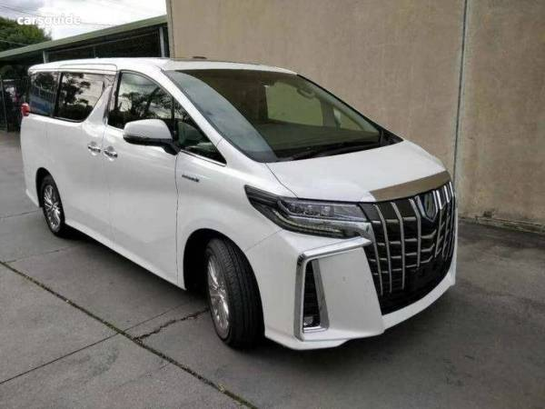 Toyota Alphard For Sale Carsguide