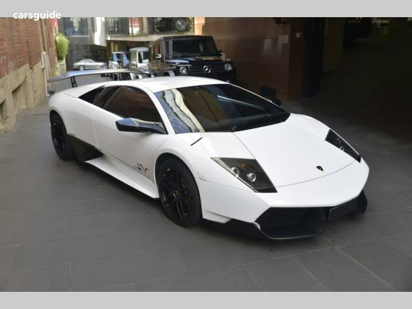 2010 Lamborghini Murcielago Lp670 4 Sv For Sale 669 990 Automatic