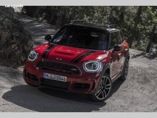 2019 Mini Countryman John Cooper Works All4 For Sale 59900