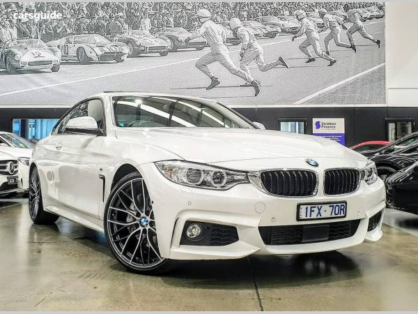 Bmw 435i For Sale >> 2016 Bmw 435i For Sale 61 888 Automatic Coupe Carsguide