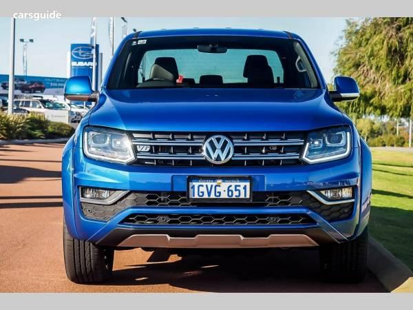 Ex Demo Volkswagen Amarok 4WD for Sale | carsguide