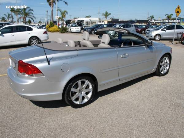 Volvo C70 Convertible for Sale Melbourne VIC | carsguide
