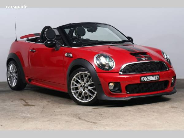 2012 Mini Roadster Cooper S For Sale 22900 Automatic Convertible