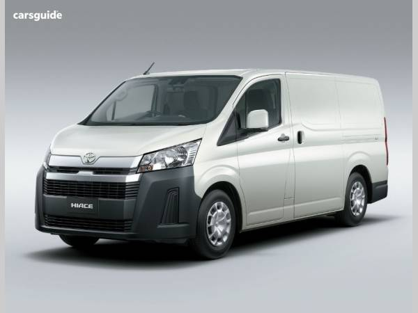 2019 Toyota Hiace LWB GL Pack For Sale $45,140 Automatic Commercial on