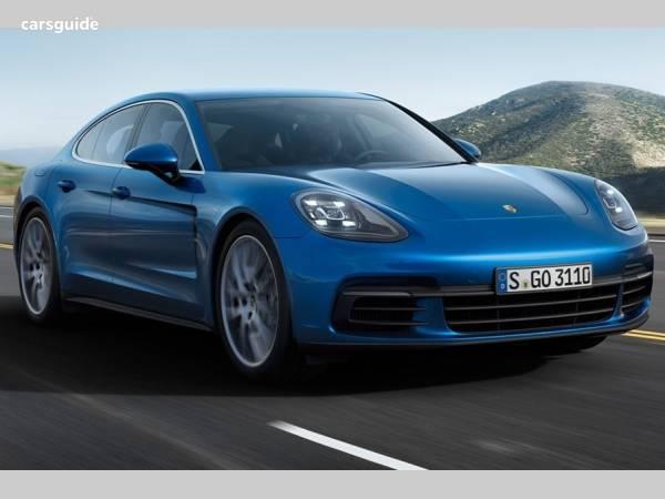 2019 Porsche Panamera 4 E Hybrid For Sale 249 900 Automatic Sedan
