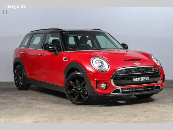 2018 Mini Clubman Cooper S For Sale 43900 Automatic Wagon Carsguide