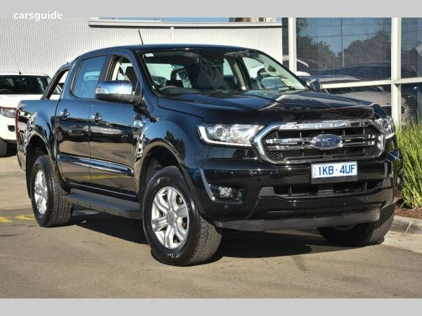 2018 Ford Ranger XLT Pick-up Double Cab For Sale $53,990 Ute