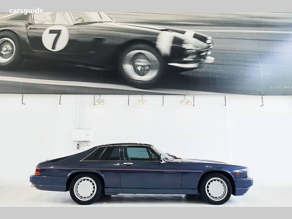 1989 Jaguar Xjs V12 For Sale 49 995 Automatic Coupe Carsguide