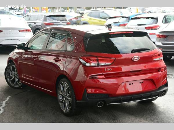 2019 Hyundai I30 N Line Premium For Sale 34990 Automatic Hatchback