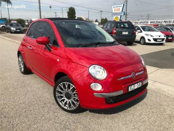 2010 Fiat 500 Sport For Sale 8 990 Automatic Hatchback Carsguide