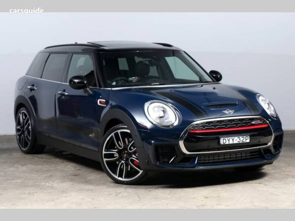 2018 Mini Clubman John Cooper Works All 4 For Sale 64900 Automatic