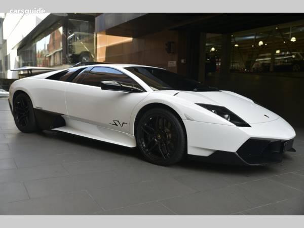 Lamborghini Murcielago Manual For Sale Carsguide