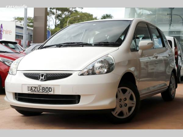 2006 Honda Jazz Vti For Sale 8990 Automatic Hatchback Carsguide