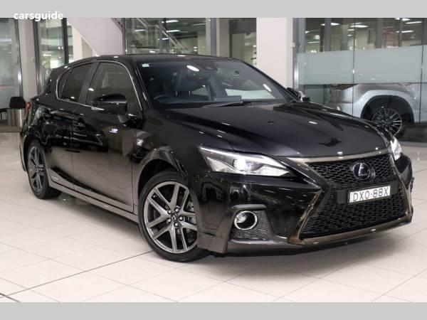 Lexus Ct200h F Sport For Sale >> 2018 Lexus Ct 200h F Sport Hybrid For Sale 48 900 Automatic